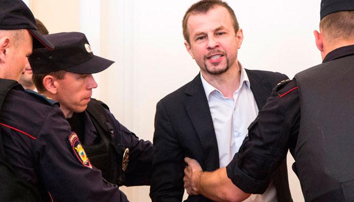 За крупные взятки мэра Ярославля суд приговорил к заключению в колонии строгого режима